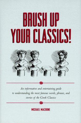9780517202845: Brush Up Your Classics!
