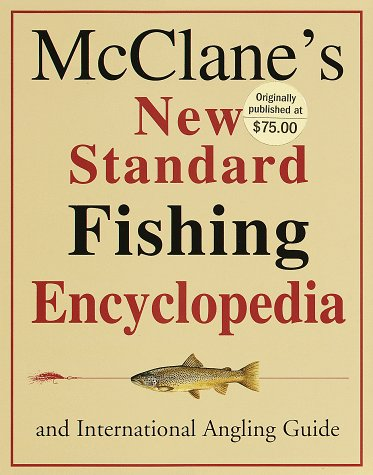 9780517203361: McClane's New Standard Fishing Encyclopedia and International Angling Guide