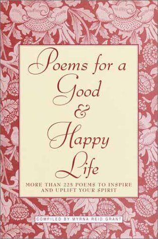 9780517203675: Poems for a Good & Happy Life