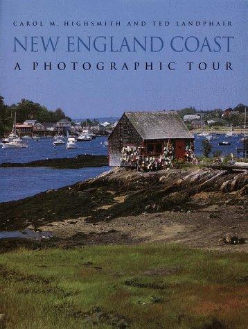 9780517204047: New England Coast: A Photographic Tour