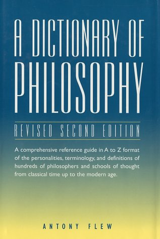 A Dictionary of Philosophy -