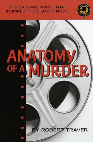 9780517204450: Anatomy of a Murder (Cinema Classics)