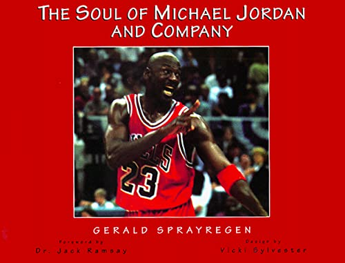9780517204559: The Soul of Michael Jordan and Company
