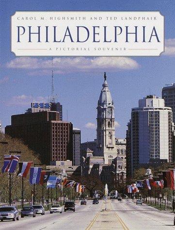 9780517204887: Philadelphia: A Pictorial Souvenir