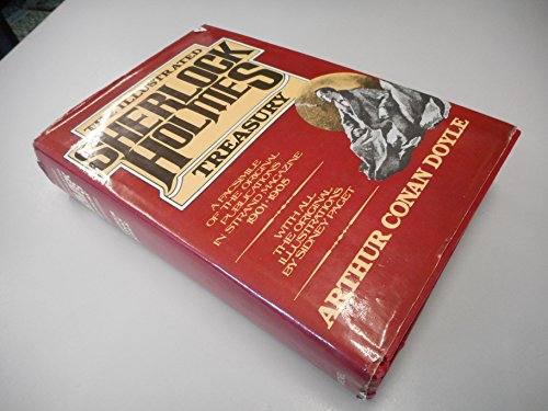 9780517205006: Illustrated Sherlock Holmes Treasury