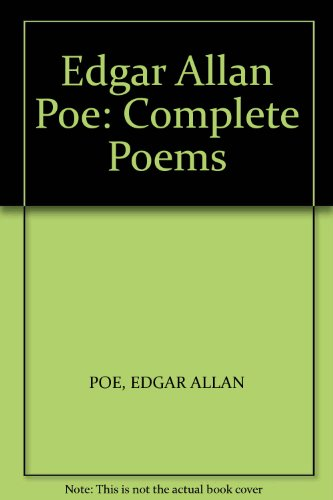9780517206058: Edgar Allan Poe: Complete Poems