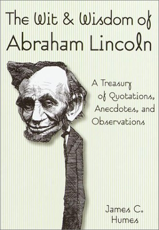 9780517207192: The Wit & Wisdom of Abraham Lincoln