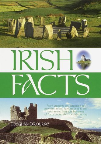 Irish Facts: Meghan O'Rourke