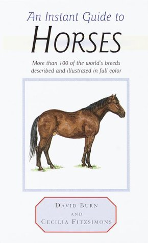 9780517208328: Instant Guide to Horses (Instant Guides)