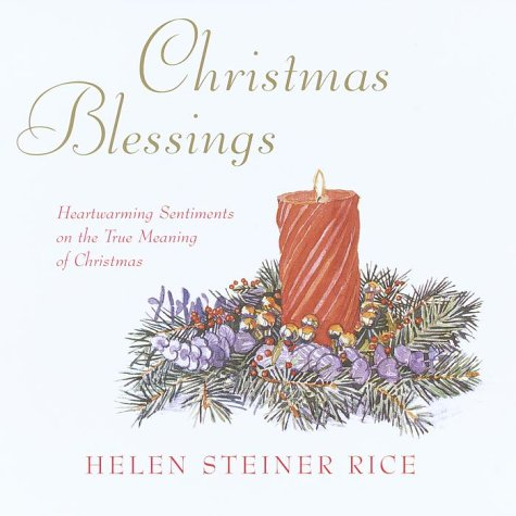 9780517208717: Christmas Blessings