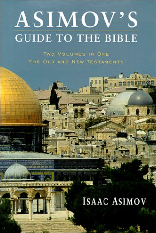 9780517209776: Asimov's Guide to The Bible