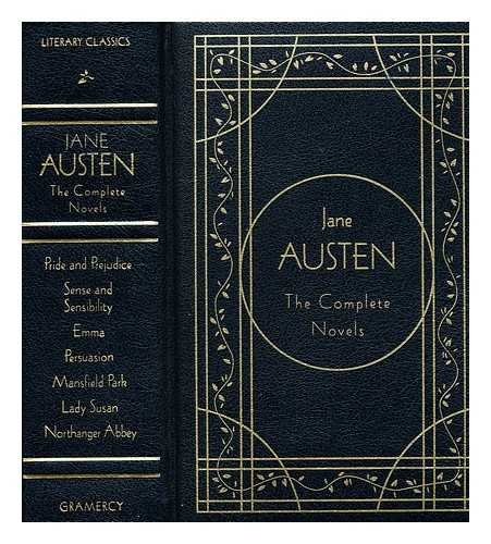9780517214046: Jane Austen: The complete novels