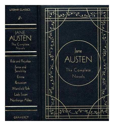 Jane Austen: The Complete Novels: Austen, Jane