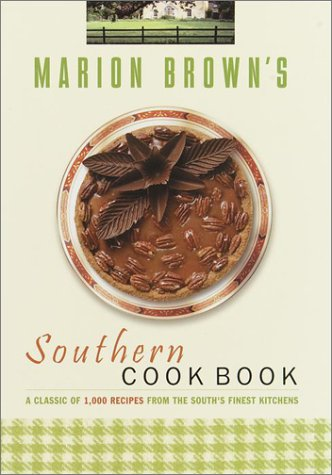 9780517218754: Marion Brown's Southern Cook Book