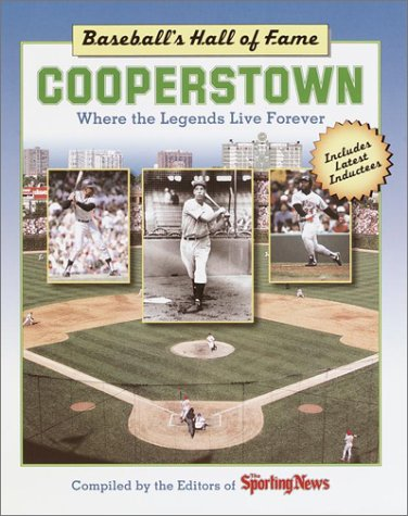 9780517219003: Baseball's Hall of Fame: Cooperstown--Where the Legends Live Forever