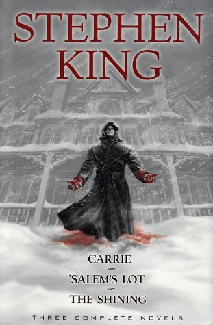 Stephen King: Three Complete Novels: Carrie; Salems: Stephen King
