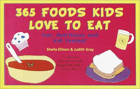 9780517219355: 365 Foods Kids Love to Eat