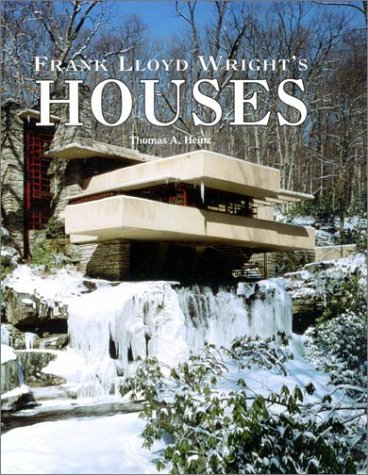 9780517219683: Frank Lloyd Wright's Houses
