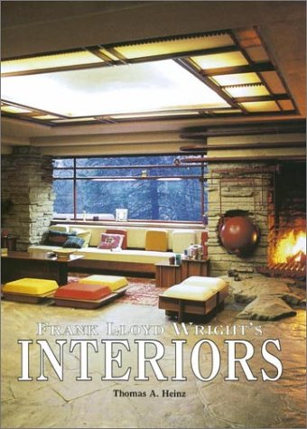 9780517219690: Frank Lloyd Wright's Interiors