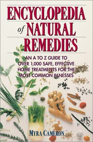 Encyclopedia of Natural Remedies: Myra Cameron
