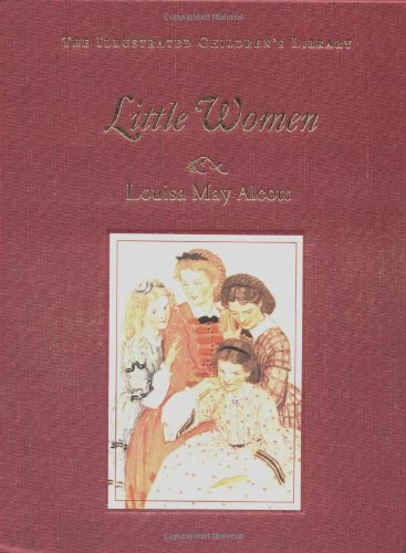 9780517221167: Little Women (The Illustrated Children's Library)