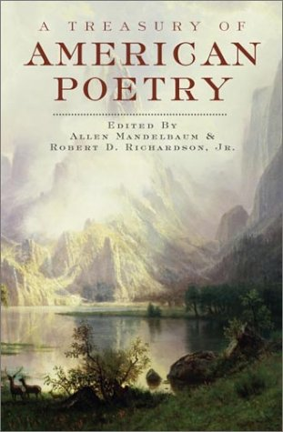 9780517221532: A Treasury of American Poetry