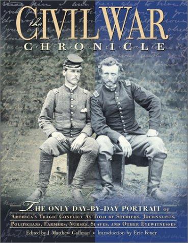 9780517221815: The Civil War Chronicle