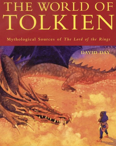 9780517223178: The World of Tolkien: Mythological Sources of the Lord of the Rings
