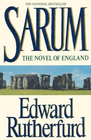 9780517223543: Sarum: The Novel of England