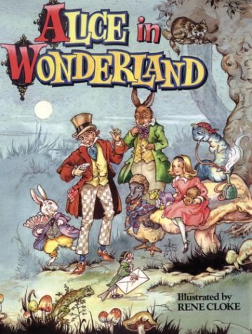 Alice in Wonderland: Lewis Carroll, Rene
