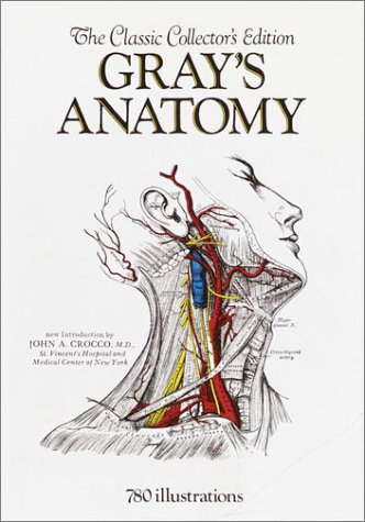 Grays Anatomy. Descriptive and Surgical the Classic Collectors Edition