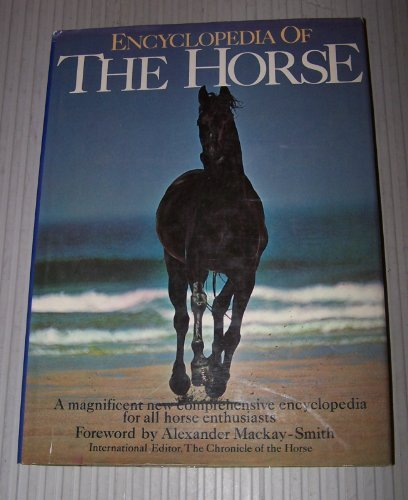 9780517224038: Encyclopedia of the Horse