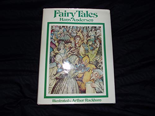 Fairy Tales Hans Christian Andersen: Andersen, Hans Christian