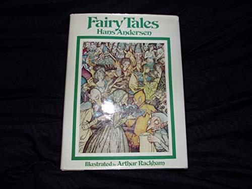 Fairy Tales By Hans Andersen: Andersen, Hans Christian;