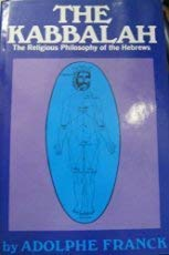 9780517226414: The Kabbalah: The Religious Philosophy of the Hebrews