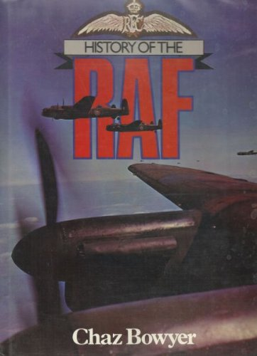 9780517226469: History of the RAF