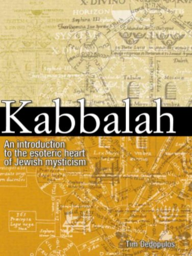 an outline of kabbalah a jewish mysticism