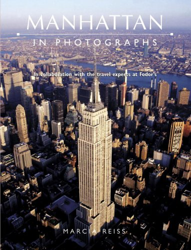 9780517226568: Manhattan In Photographs: In Collaboration with the Travel Experts at Fodor's