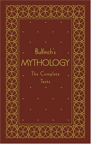 9780517226889: Bulfinch's Mythology: The Complete Texts