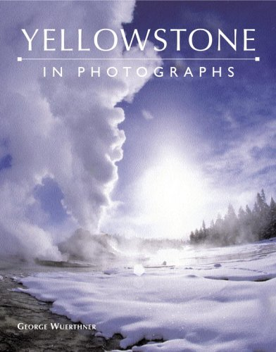 9780517227053: Yellowstone in Photographs