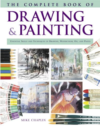 The Complete Book of Drawing and Painting