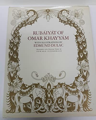 Rubaiyat Of Omar Khayyam: Omar Khayyam; Edmund