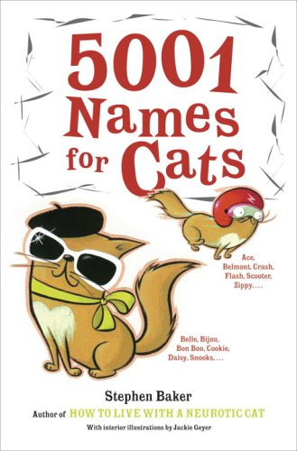 9780517227398: 5001 Names for Cats