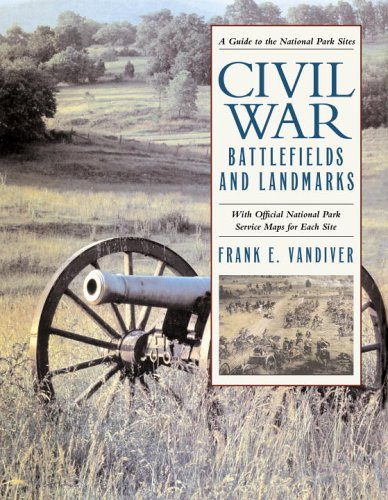9780517228654: Civil War Battlefields and Landmarks