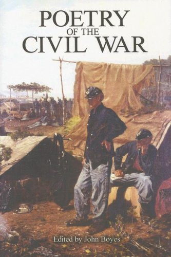 9780517228777: Poetry of the Civil War