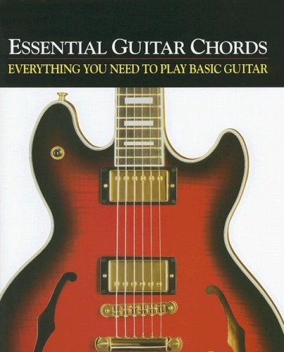 9780517229354: Essential Guitar Chords: Everything You Need to Play Basic Guitar