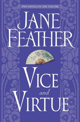 9780517229491: Jane Feather: Two Novels in One Volume: Vice and Virtue