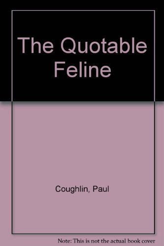 9780517230732: The Quotable Feline