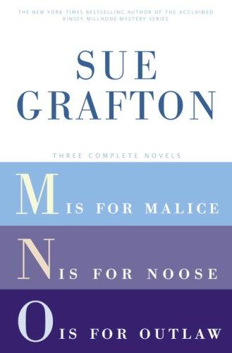 Sue Grafton: Three Complete Novels; M, N,: Grafton, Sue