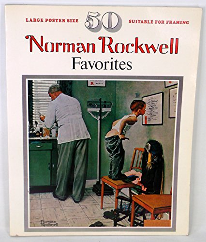 9780517233580: Fifty Norman Rockwell Favorites